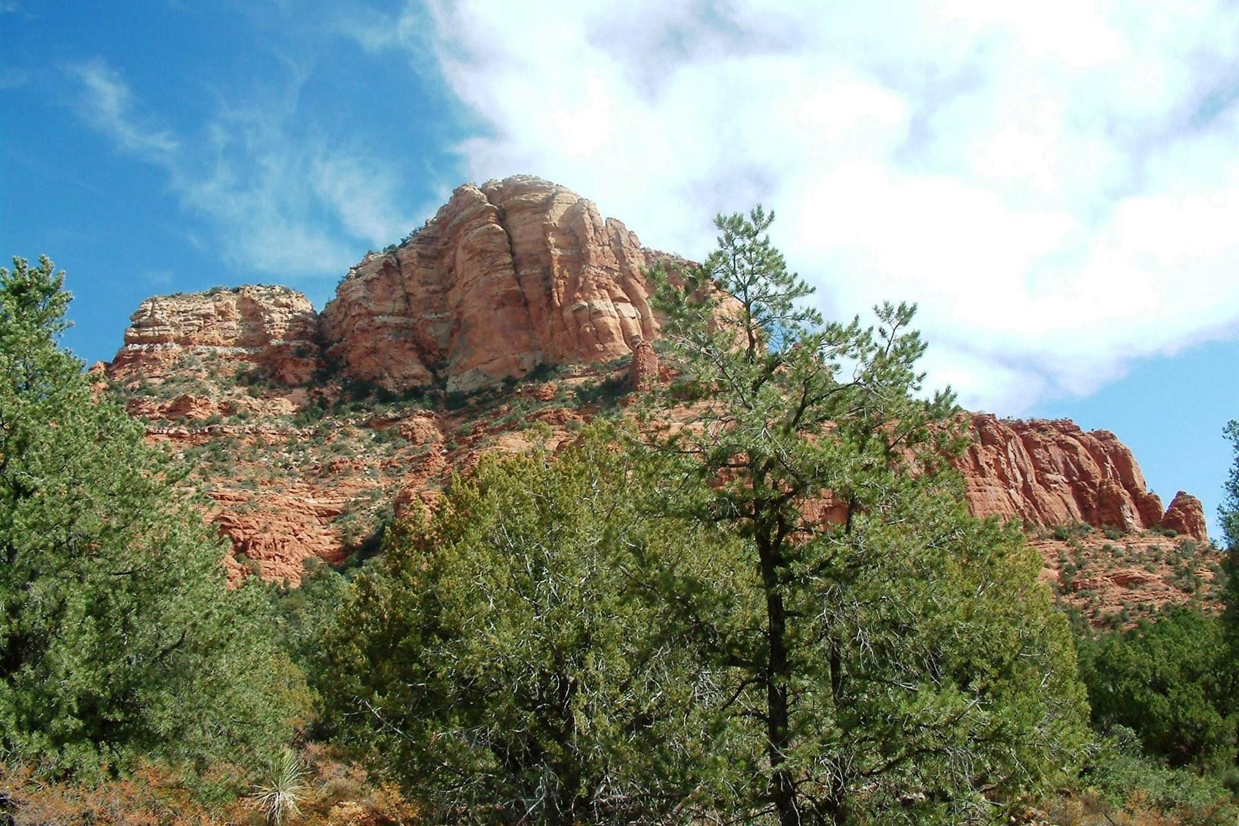 Terreno por un Venta en Hilltop custom home lot in Sedona AZ 339 Acacia Dr #22 Sedona, Arizona 86336 Estados Unidos