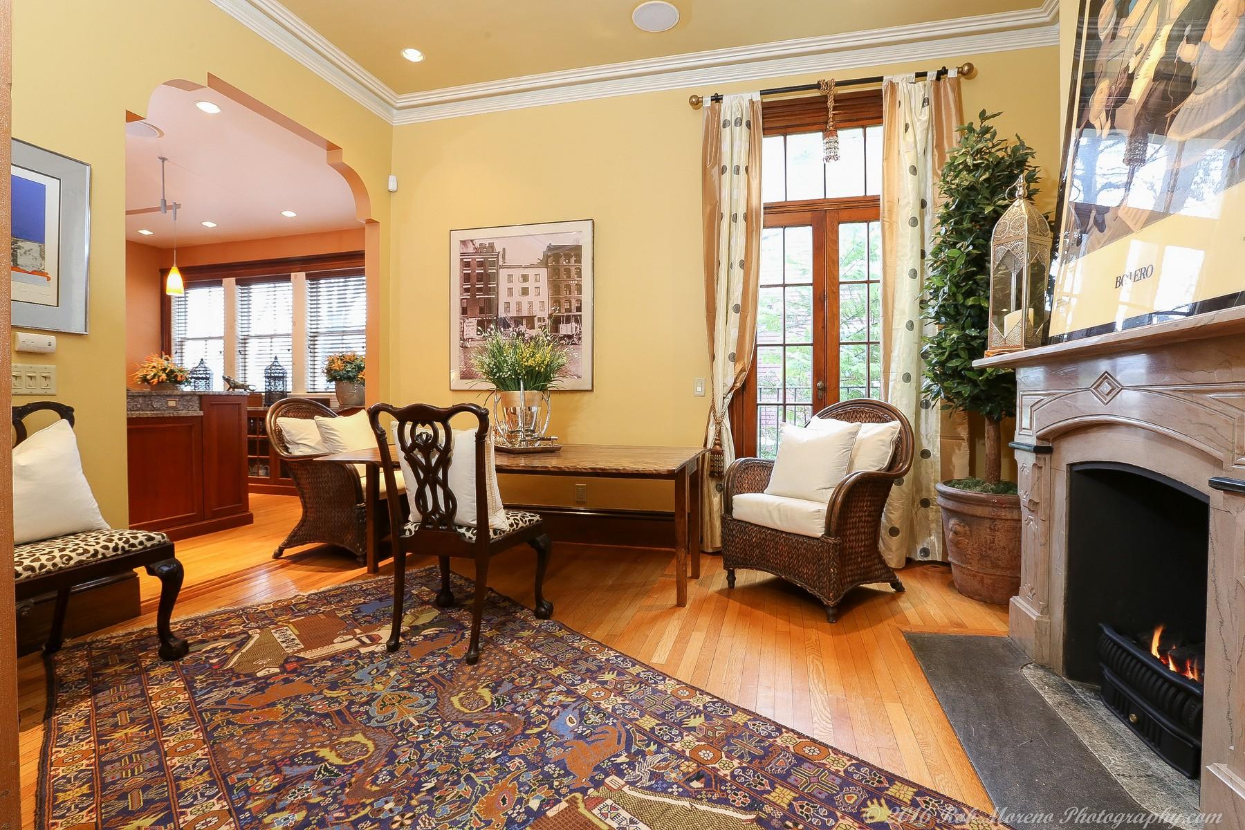 sales property at Stunning Victorian Condominium
