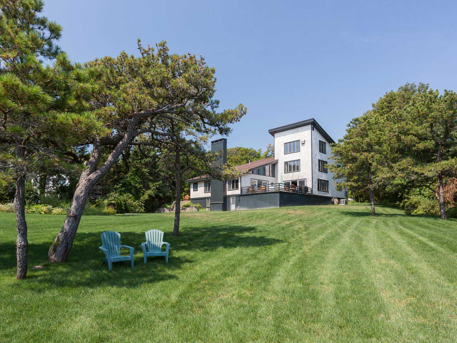 Property For Sale at Gated Oceanfront Contemporary in Cape Neddick