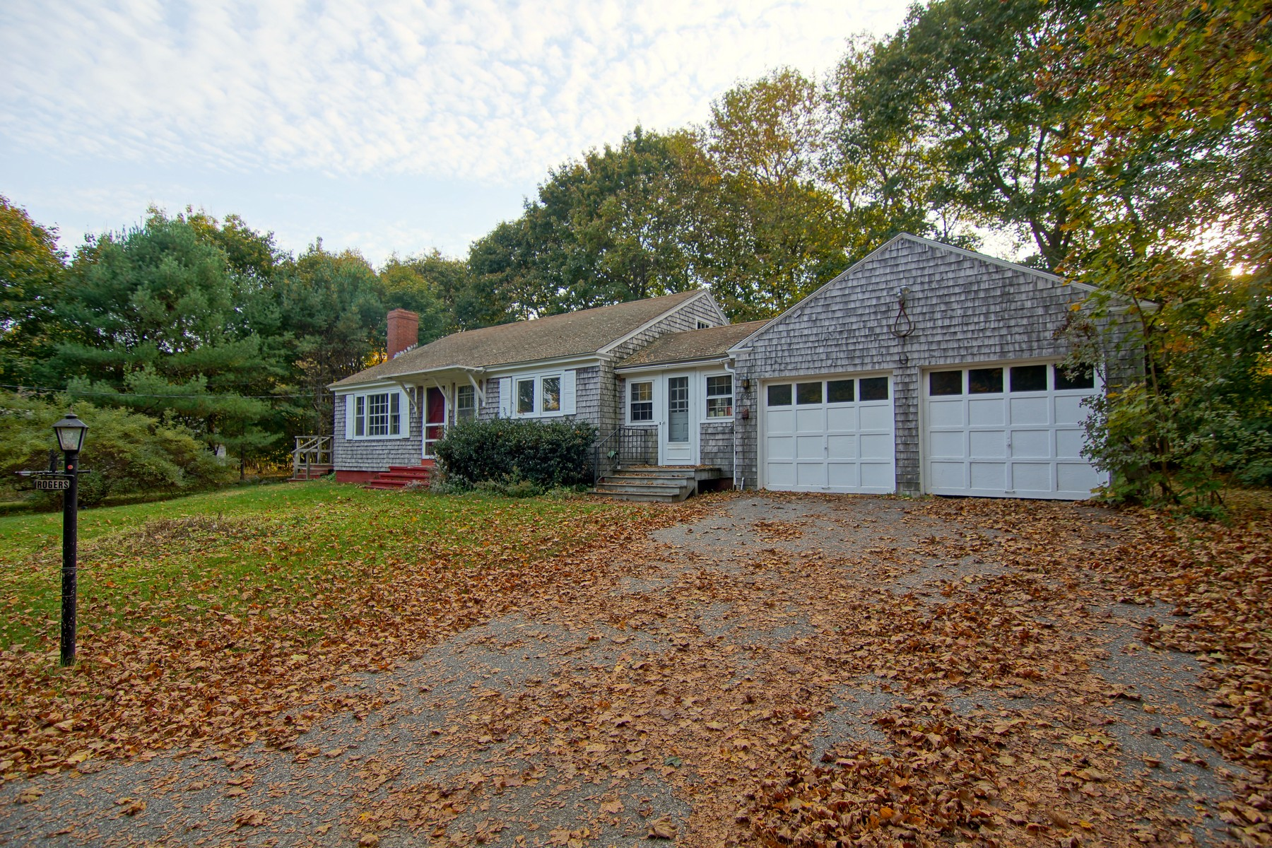 Property For Sale at A Chance to Own a Home in the Center of Rye!