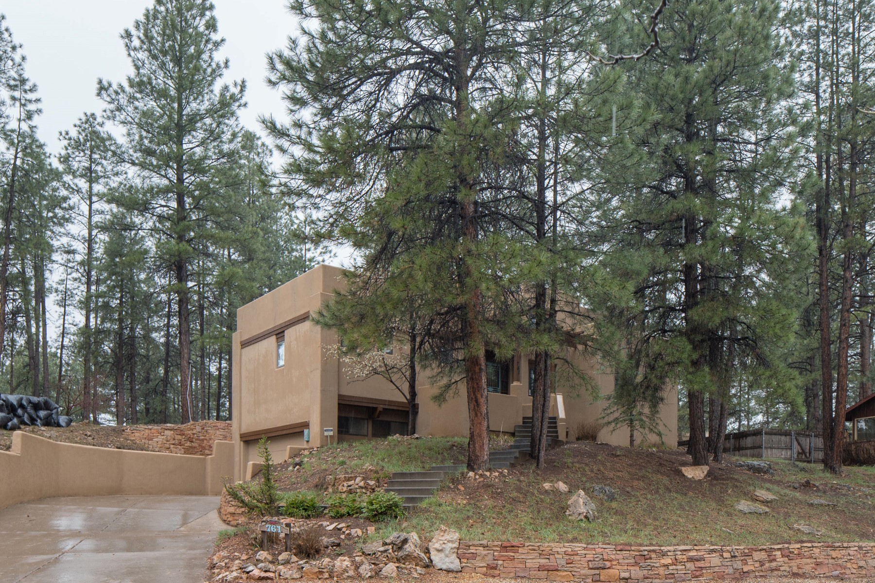 Single Family Home for Sale at Southwestern Pueblo Adobe in Flagstaff 761 W University Heights DR S Flagstaff, Arizona, 86005 United States