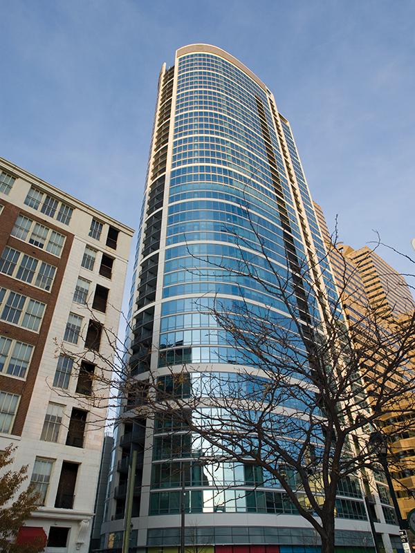 Condomínio para Venda às The Murano 2101 Market Street Unit 3406 Rittenhouse Square, Philadelphia, Pensilvânia 19103 Estados Unidos