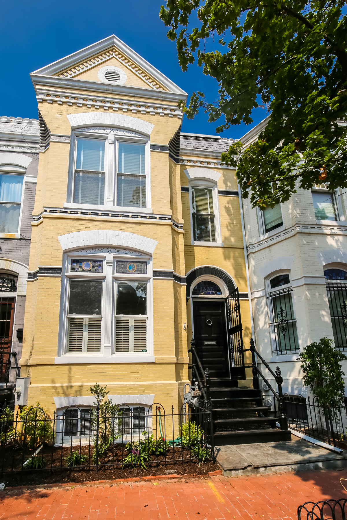 Townhouse for Sale at 1337 Wallach Place Nw, Washington Washington, District Of Columbia 20009 United States