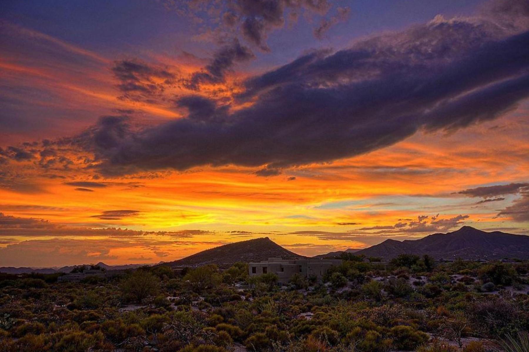 土地 为 销售 在 Desert Mountain's legendary lifestyle from this acre-sized Custom Homesite 10312 E HORIZON DR 445 Scottsdale, 亚利桑那州 85262 美国