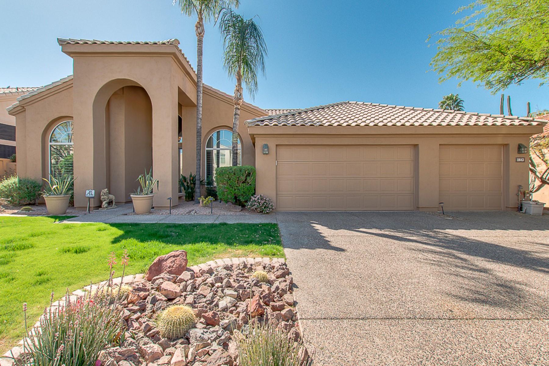 一戸建て のために 売買 アット Stunning remodel home in Stonegate 11643 E Appaloosa Pl Scottsdale, アリゾナ, 85259 アメリカ合衆国