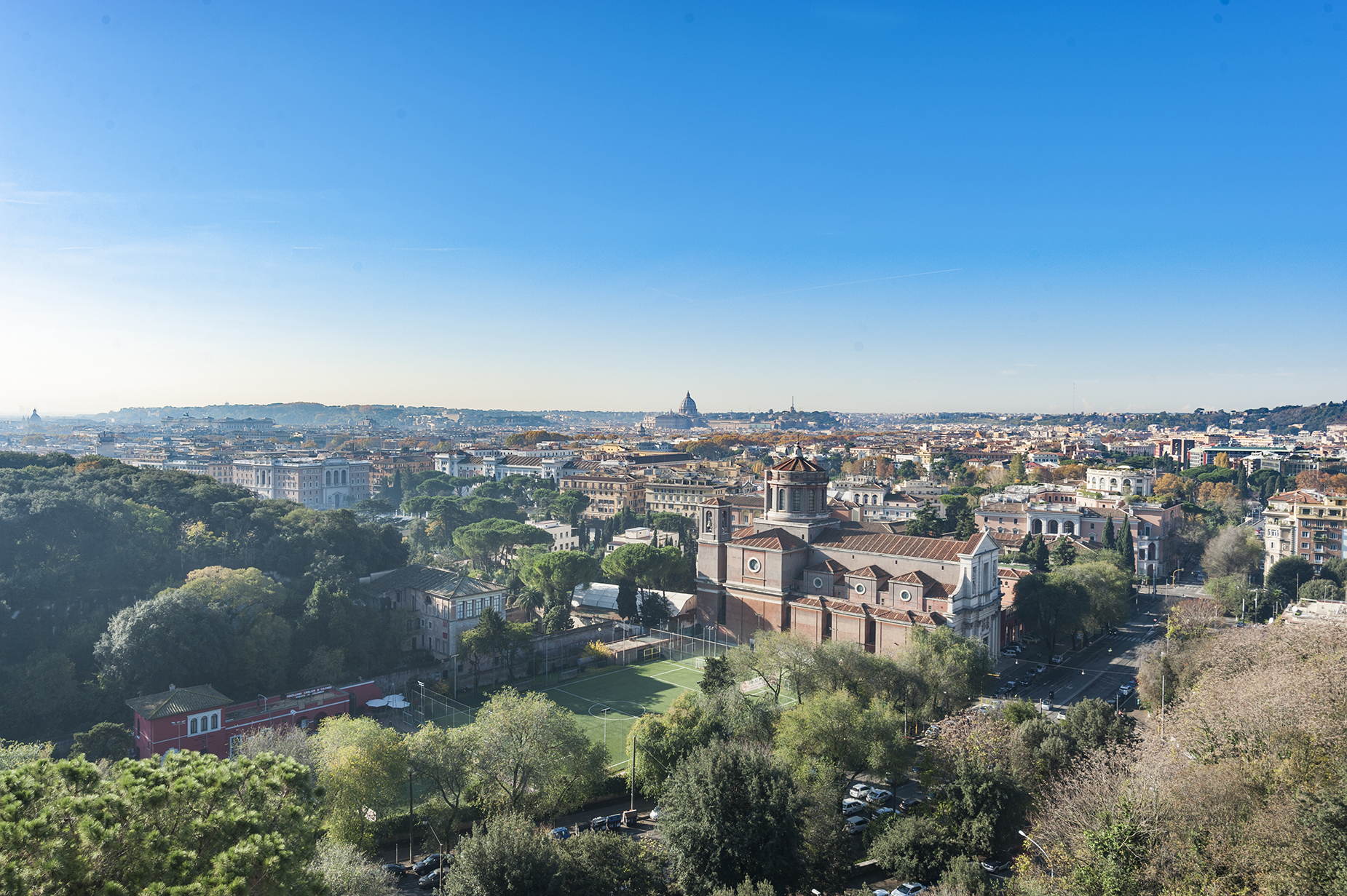Additional photo for property listing at Magnificent renovated apartment in the Monti Parioli neighborhood Largo Monti Parioli Rome, Roma 00197 Italia