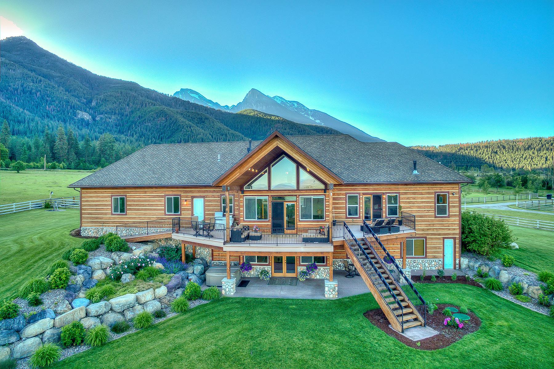Einfamilienhaus für Verkauf beim 31072 Allison St. Ignatius, Montana 59865 Vereinigte Staaten