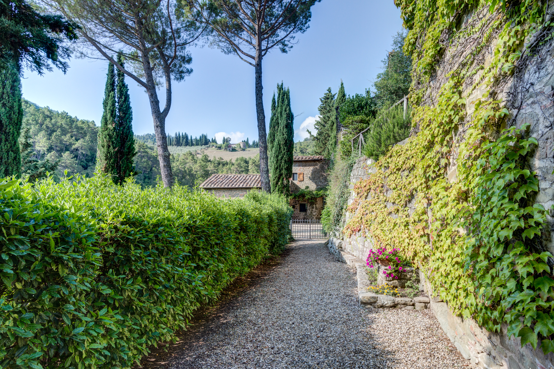 Additional photo for property listing at Amazing property in Chianti loc. Le Convertoie Greve In Chianti, Florence 50022 Italia
