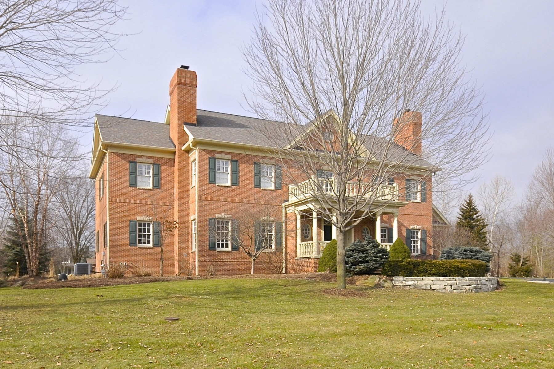 Property For Sale at Stunning Zionsville Home