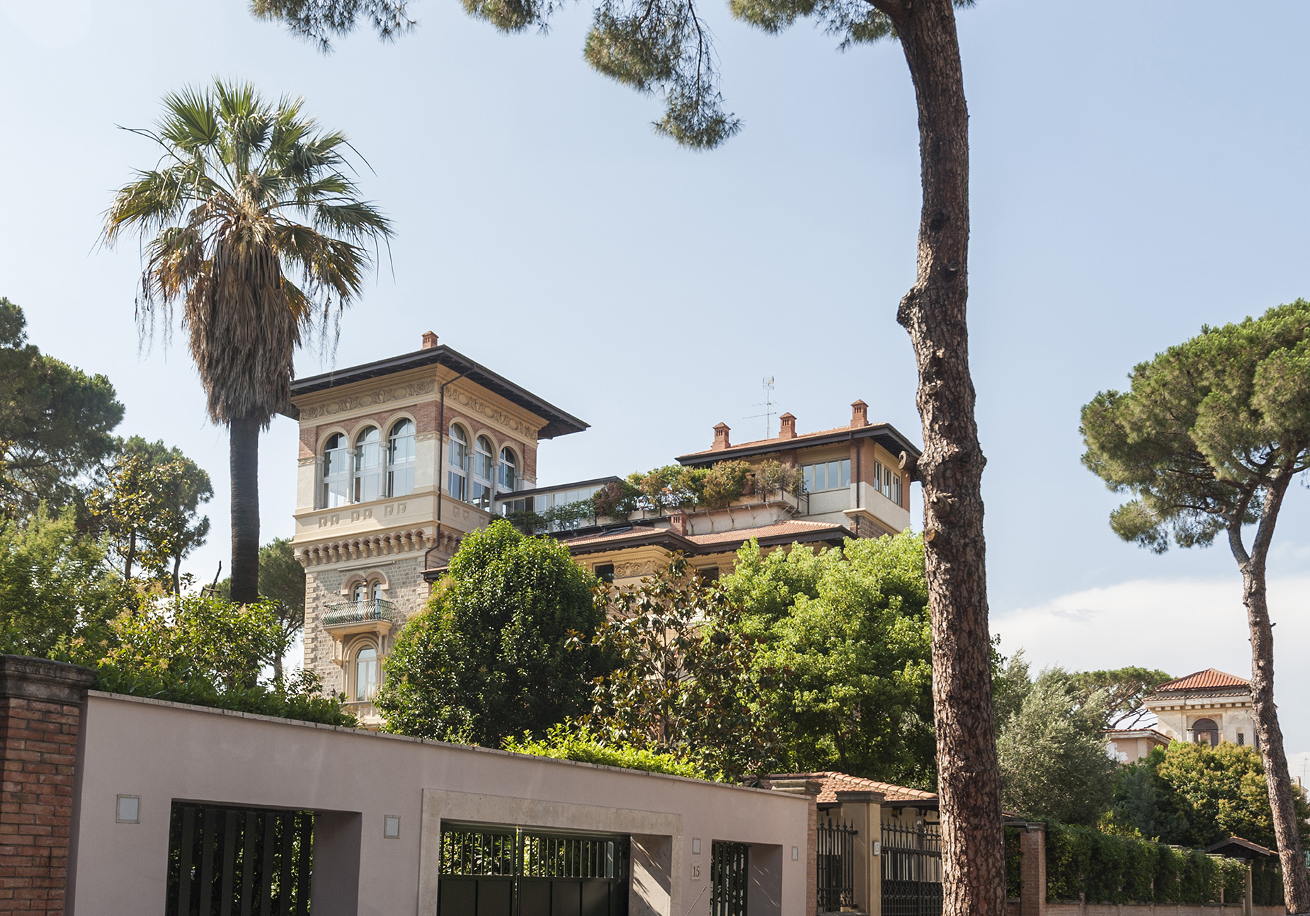Additional photo for property listing at Magnificent property with 360 ° views of the Eternal City Rome, Roma Italia