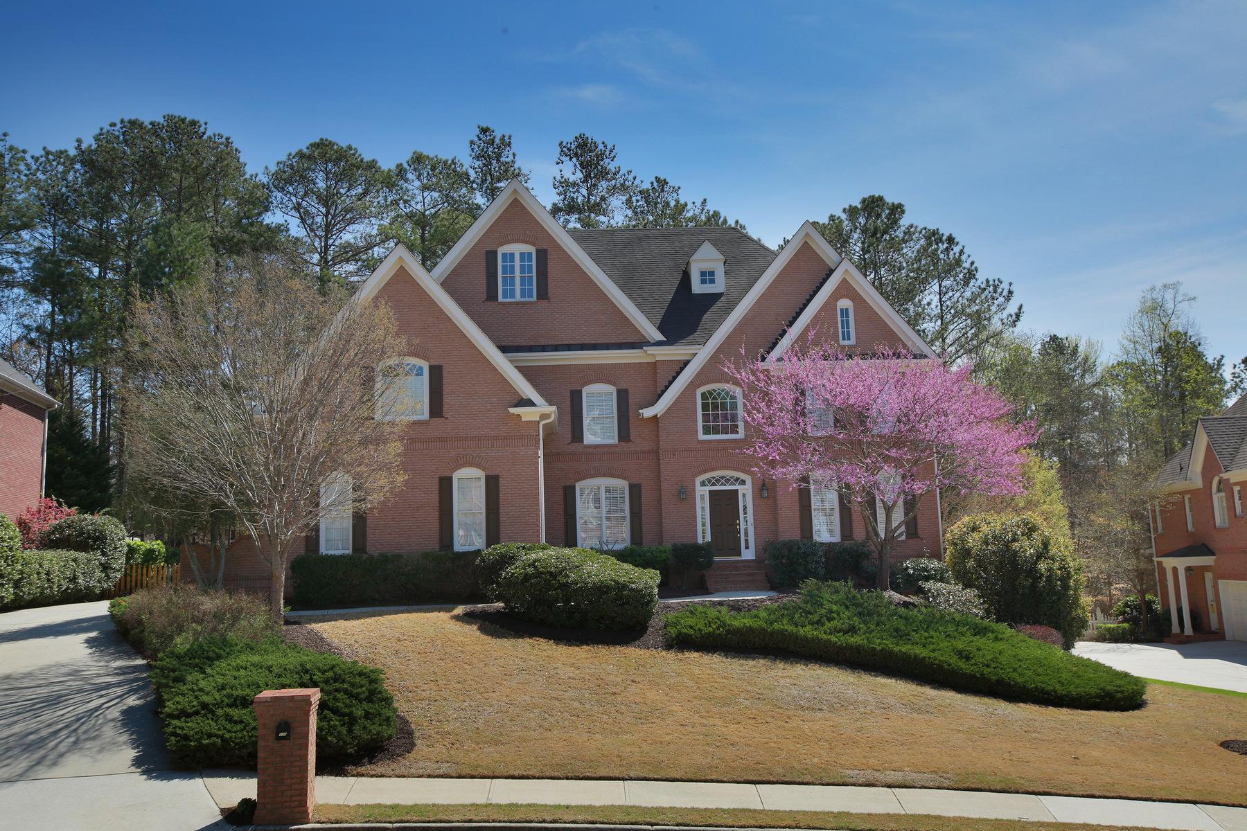 一戸建て のために 売買 アット Glen Abbey Quiet Cul-De-Sac Home 530 Ebley Place Alpharetta, ジョージア, 30022 アメリカ合衆国