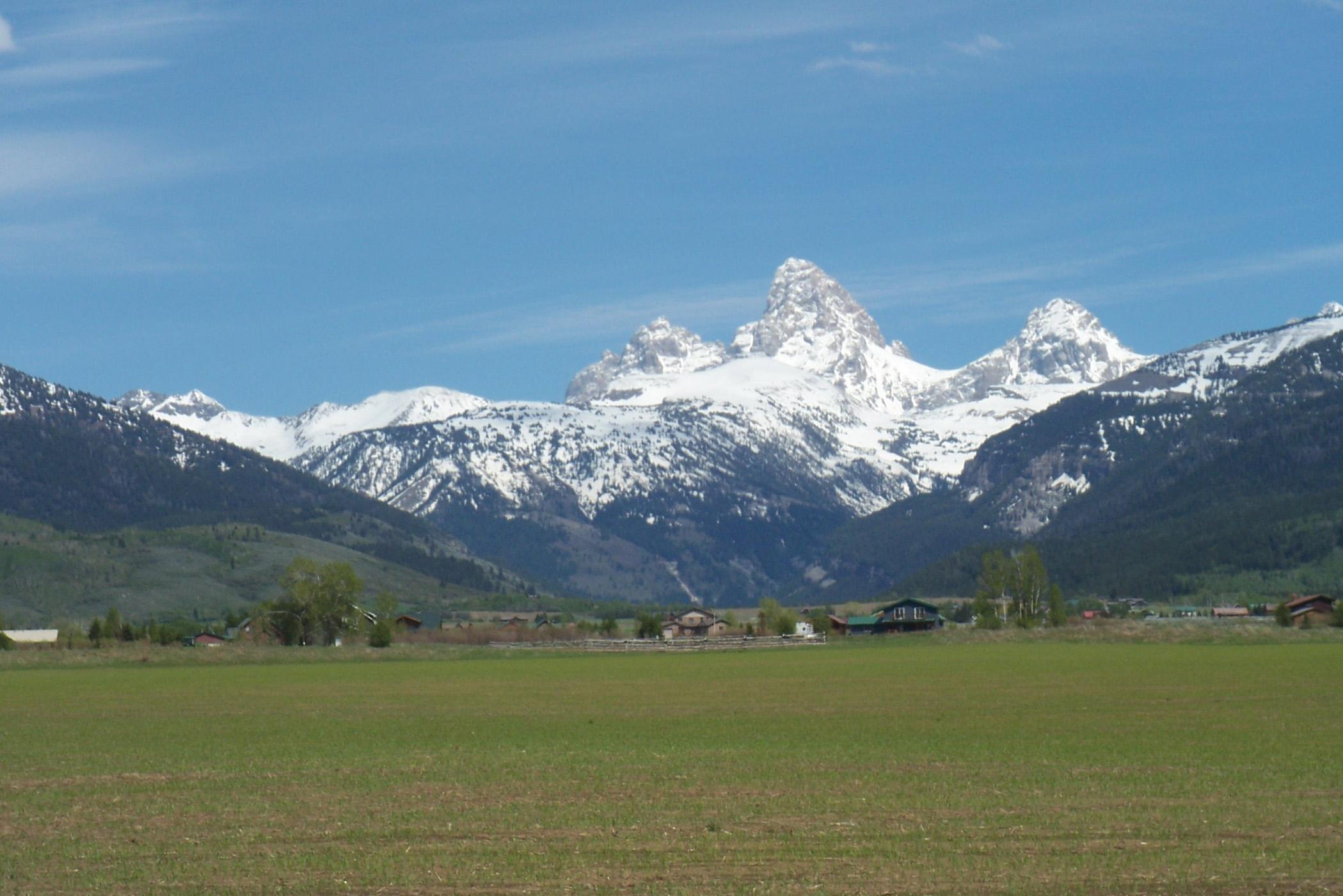 土地 為 出售 在 4.9 Acres Big Teton Views 396 Treasure Mountain Loop Driggs, 愛達荷州, 83422 Jackson Hole, 美國