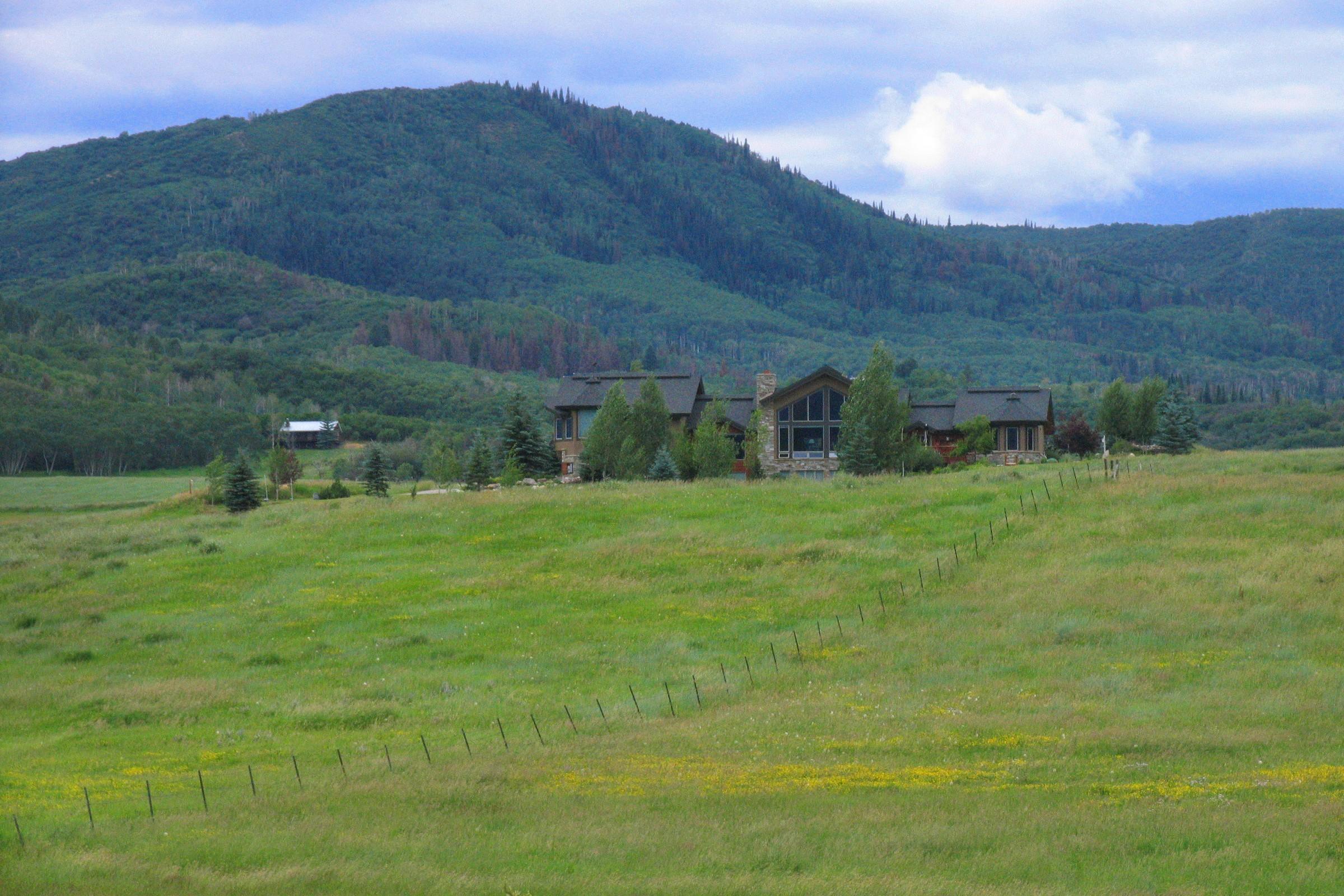 Einfamilienhaus für Verkauf beim Architectural Masterpiece on 37 Acres 28505 Thorpe Mountain Dr. Steamboat Springs, Colorado, 80487 Vereinigte Staaten