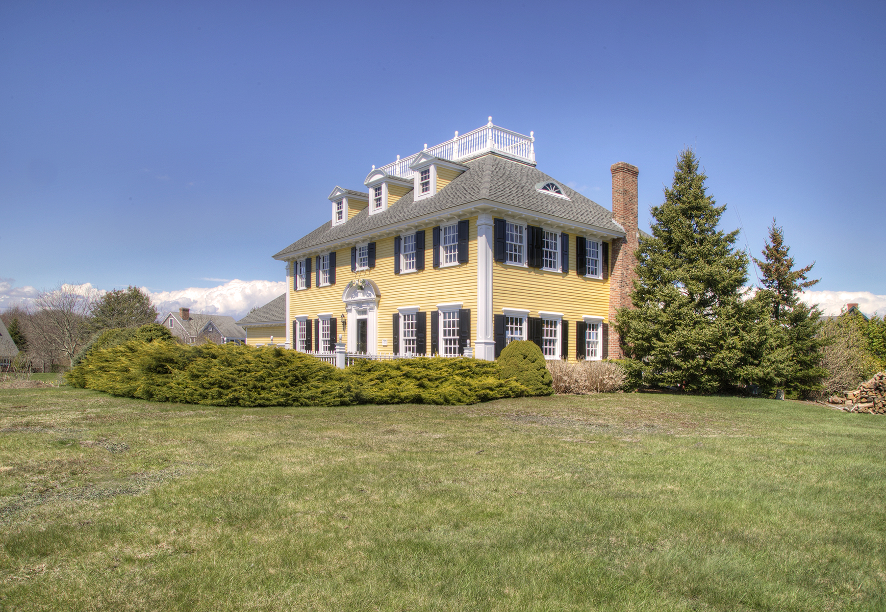 Additional photo for property listing at Hunter-Longfellow House 171 Cottontail Drive Portsmouth, Rhode Island 02871 Estados Unidos