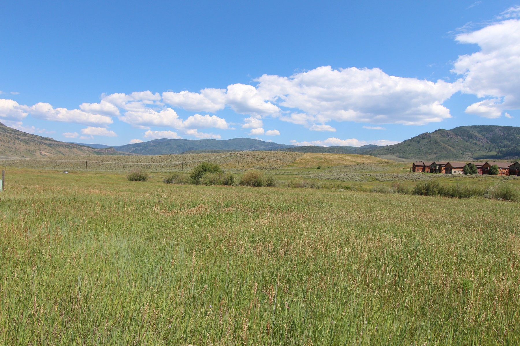 Land for Sale at Meadowgreen at Stagecoach 23540 Willow Island Trail Oak Creek, Colorado 80467 United States