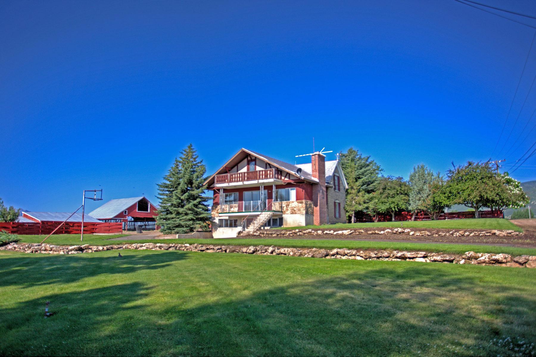 Moradia para Venda às One of a Kind Midway Property 380 E 600 N Midway, Utah 84049 Estados Unidos
