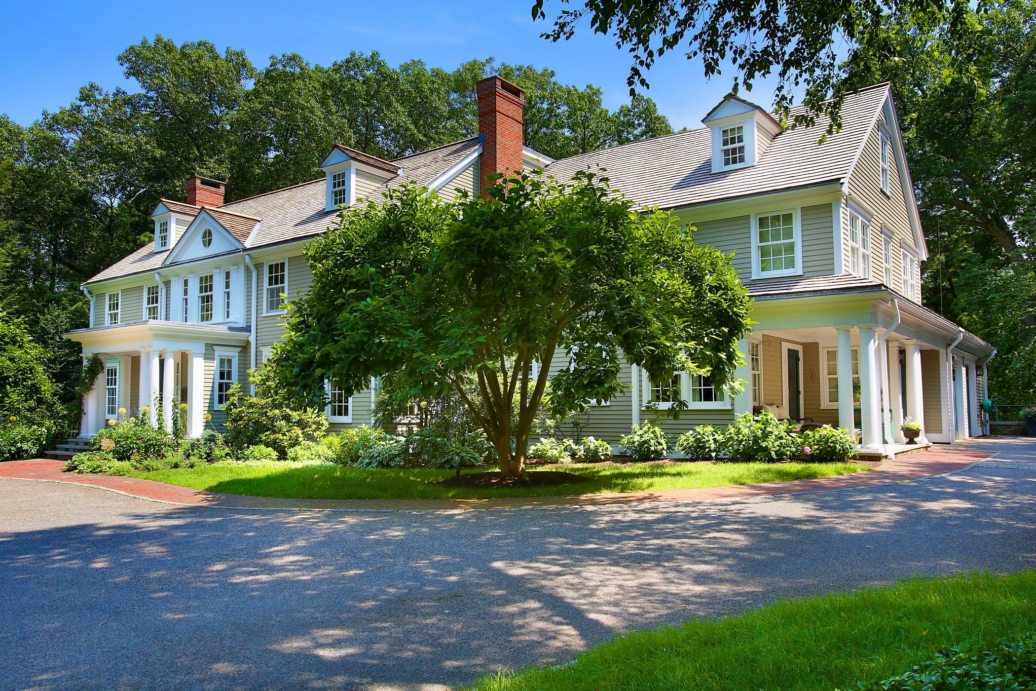Moradia para Venda às Estate Minutes from Downtown Boston 54 Myopia Rd Winchester, Massachusetts, 01890 Estados Unidos