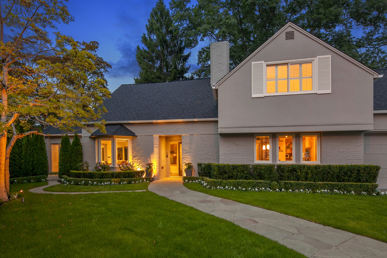 Property For Sale at Handsome Traditional in Broadmoor
