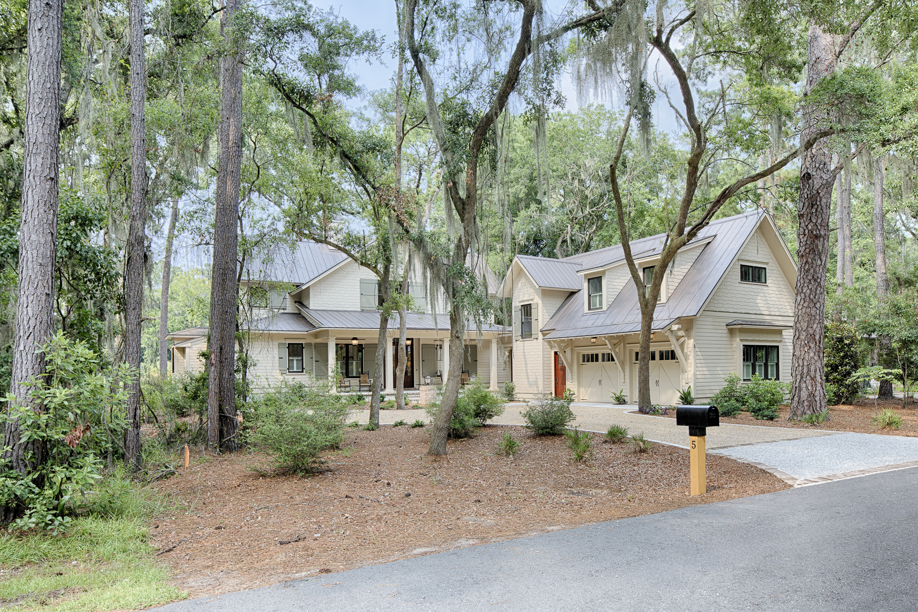 独户住宅 为 销售 在 5 High Hope Way Palmetto Bluff, 布拉夫顿, 南卡罗来纳州 29910 美国