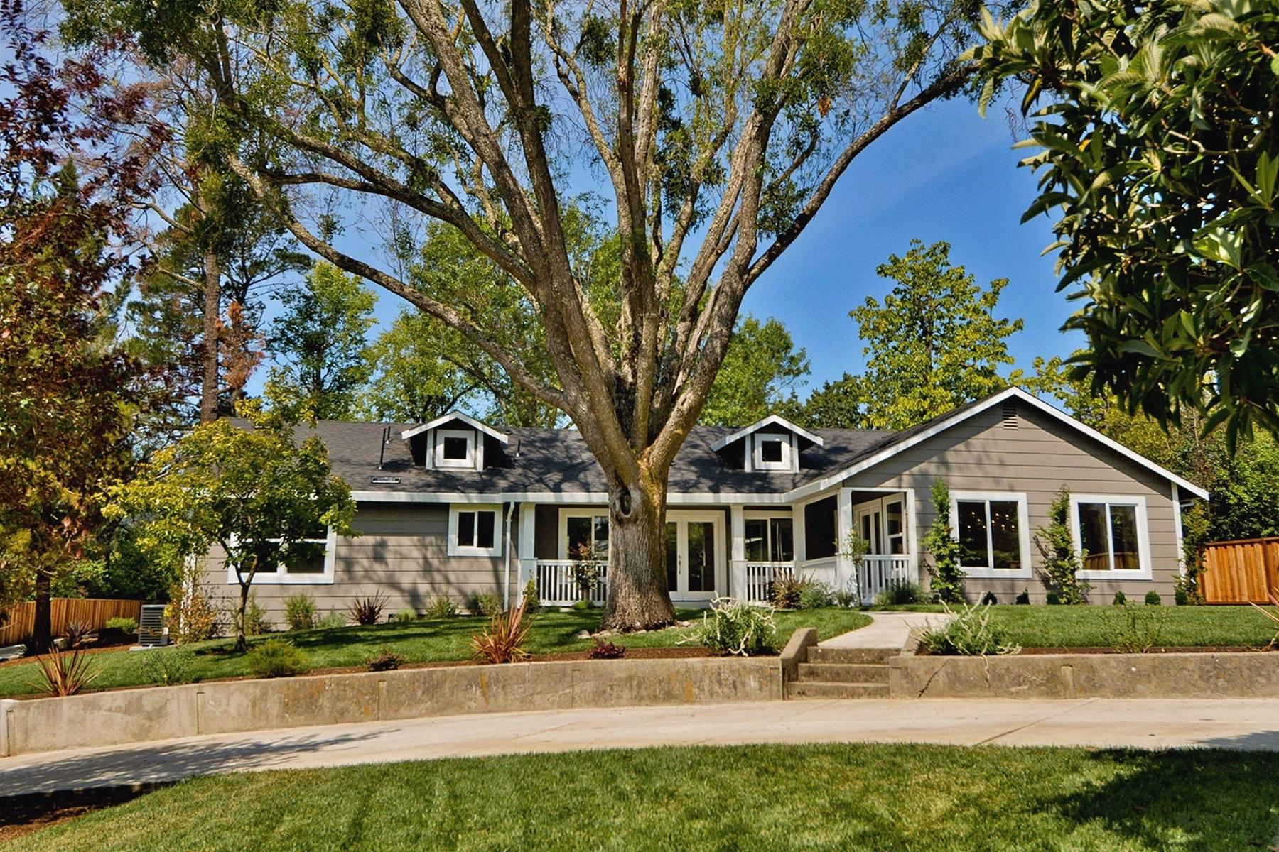 Casa para uma família para Venda às Stunning Single Story Home 361 La Questa Drive Danville, Califórnia 94526 Estados Unidos