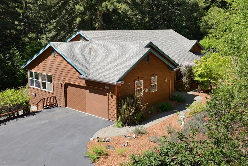 Einfamilienhaus für Verkauf beim Occidental Living 3886 Deer Meadow Lane Occidental, Kalifornien 95465 Vereinigte Staaten