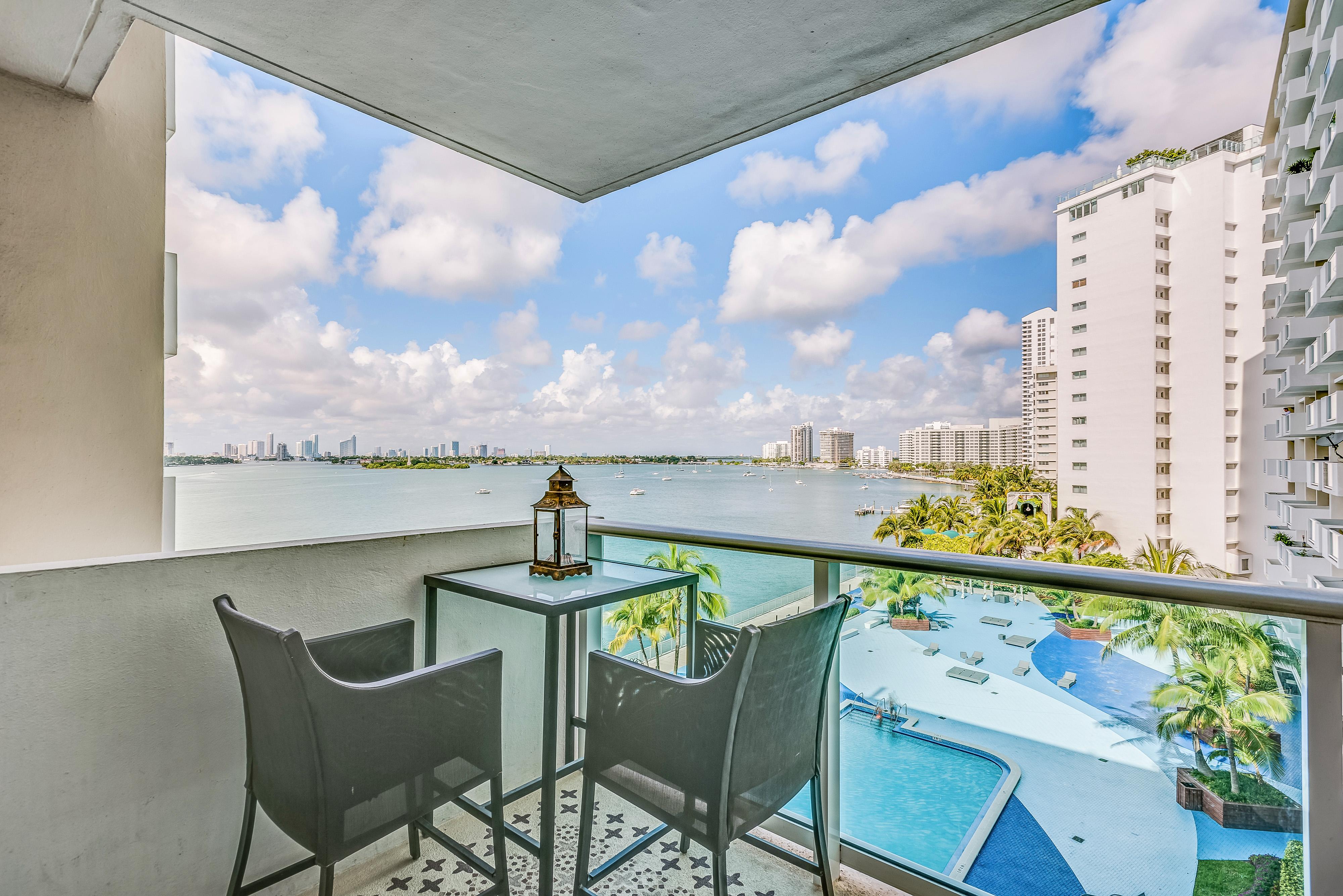 콘도미니엄 용 매매 에 1000 West Ave #623 Miami Beach, 플로리다 33139 미국