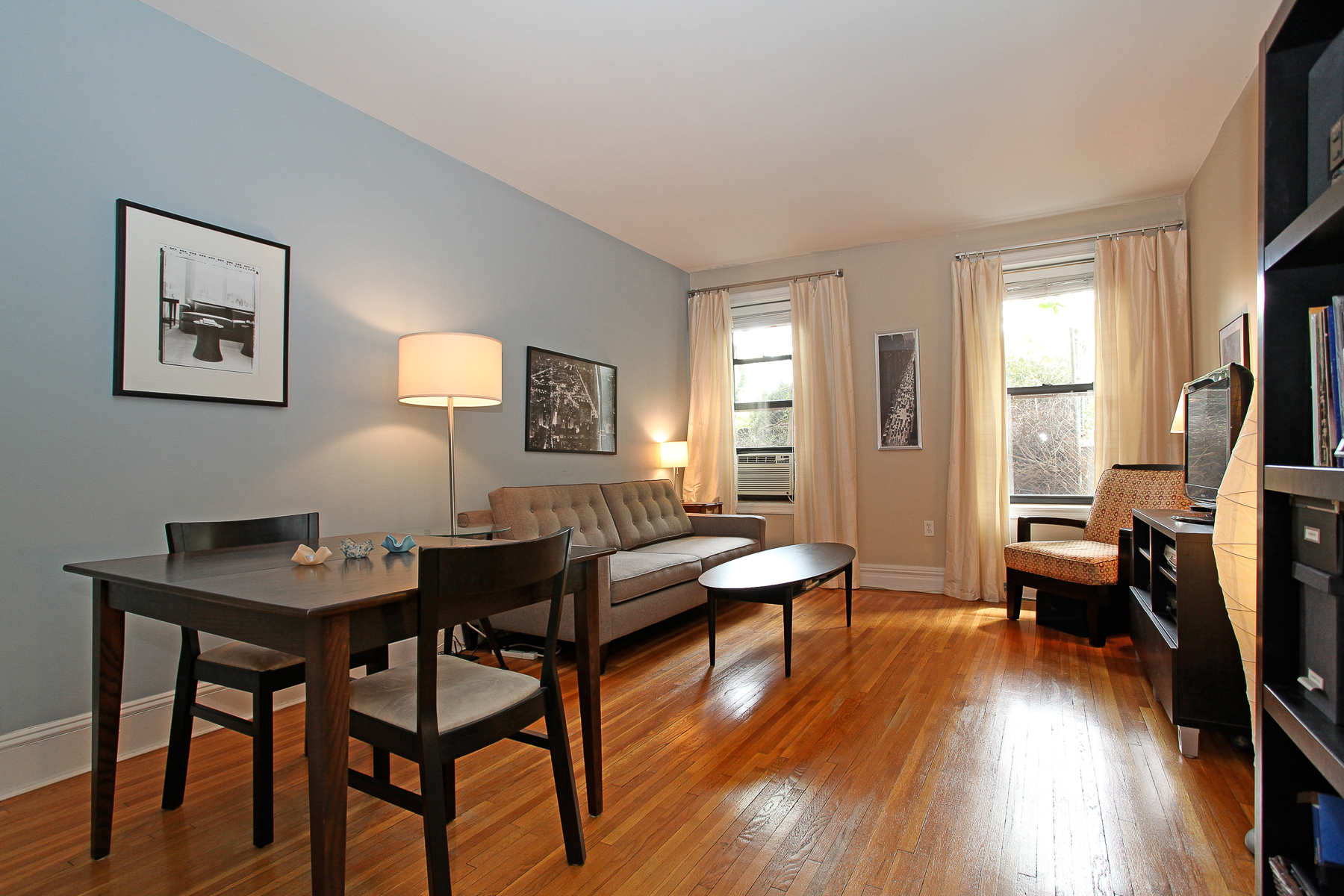 sales property at Renovated and Large 1 BR Prewar