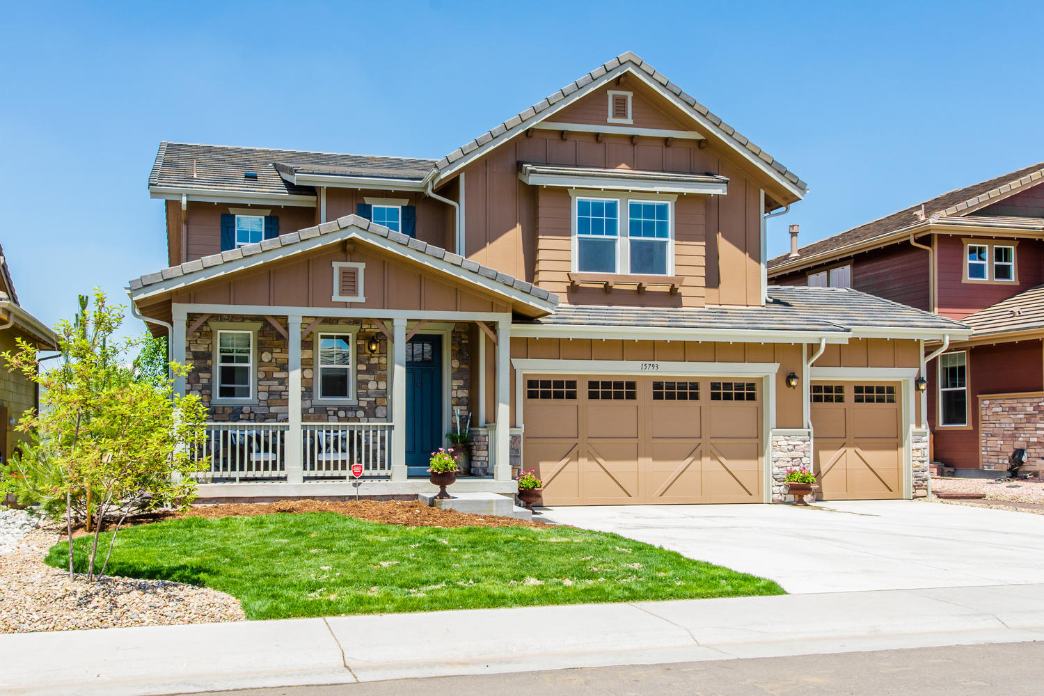 Single Family Home for Sale at Stunning views and beautiful upgrades! 15793 Burrowing Owl Morrison, Colorado, 80465 United States