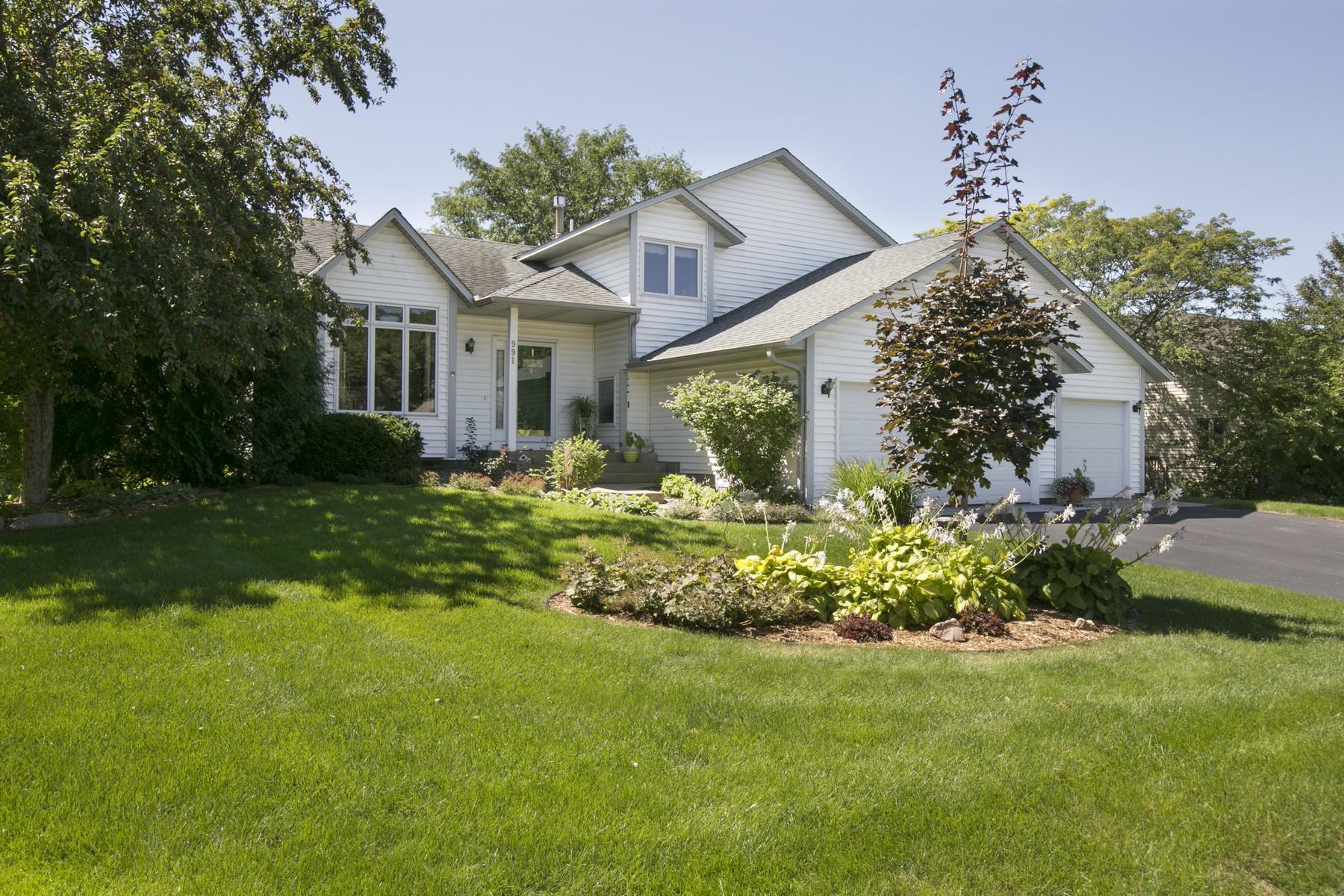 Maison unifamiliale pour l Vente à 991 Bluff Pass N Chaska, Minnesota 55318 États-Unis