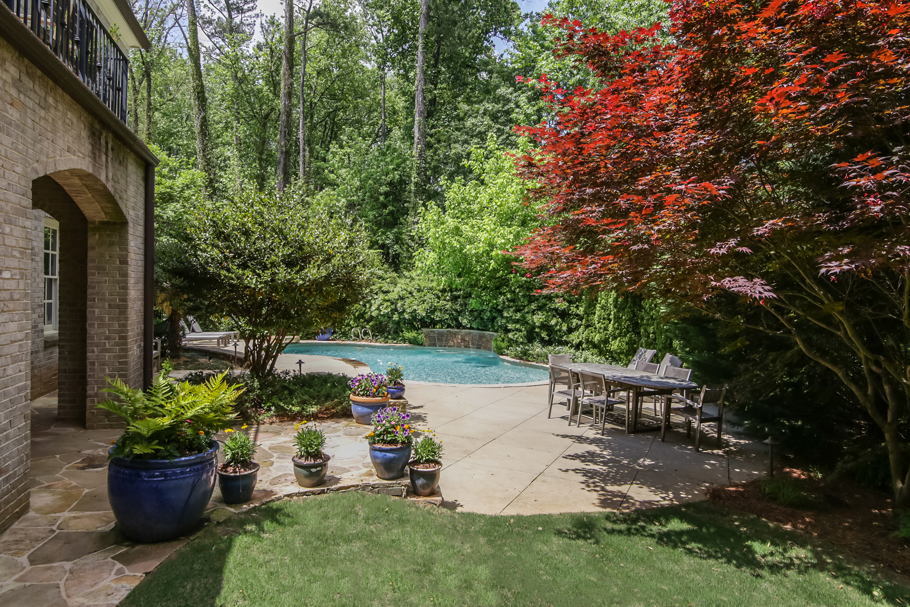 Additional photo for property listing at Private Estate In Chastain ParkBuckhead 4651 Dudley Lane Atlanta, ジョージア 30327 アメリカ合衆国
