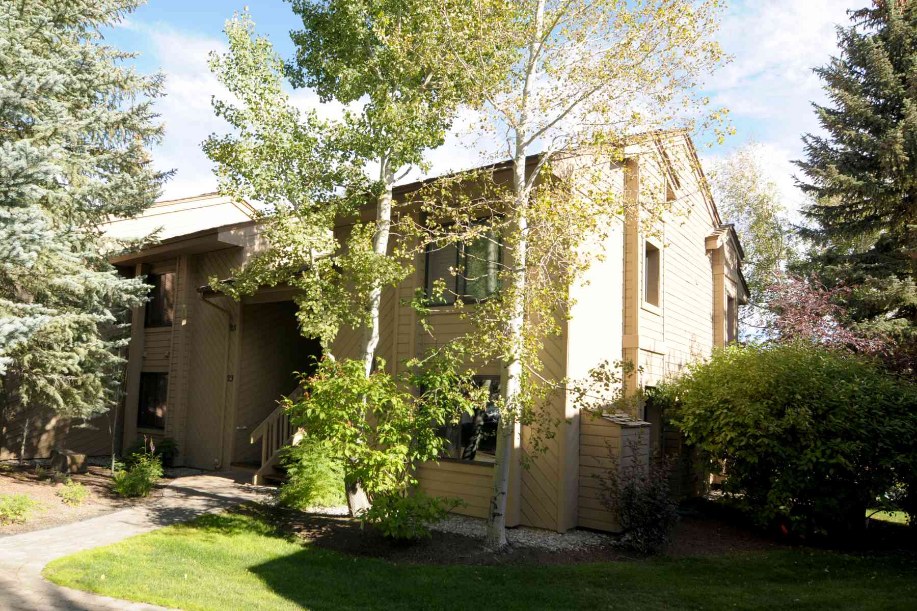 Condominium for Sale at Sun Valley Affordable 2327 Ridge Lane Sun Valley, Idaho 83353 United States
