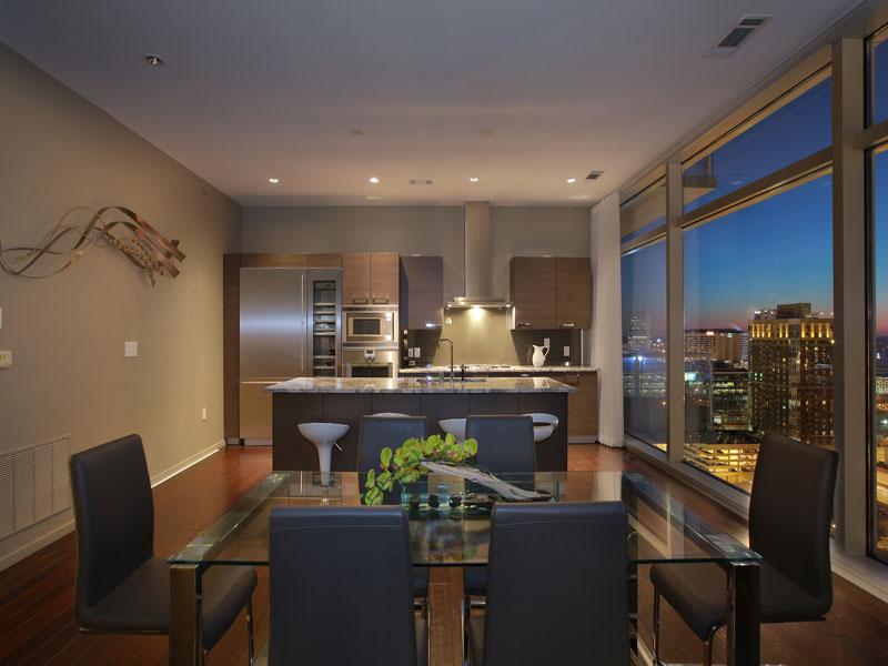 Condominium for Sale at 5 Star W Hotel Living 45 Ivan Allen Jr. Boulevard NE #2304 Atlanta, Georgia 30308 United States
