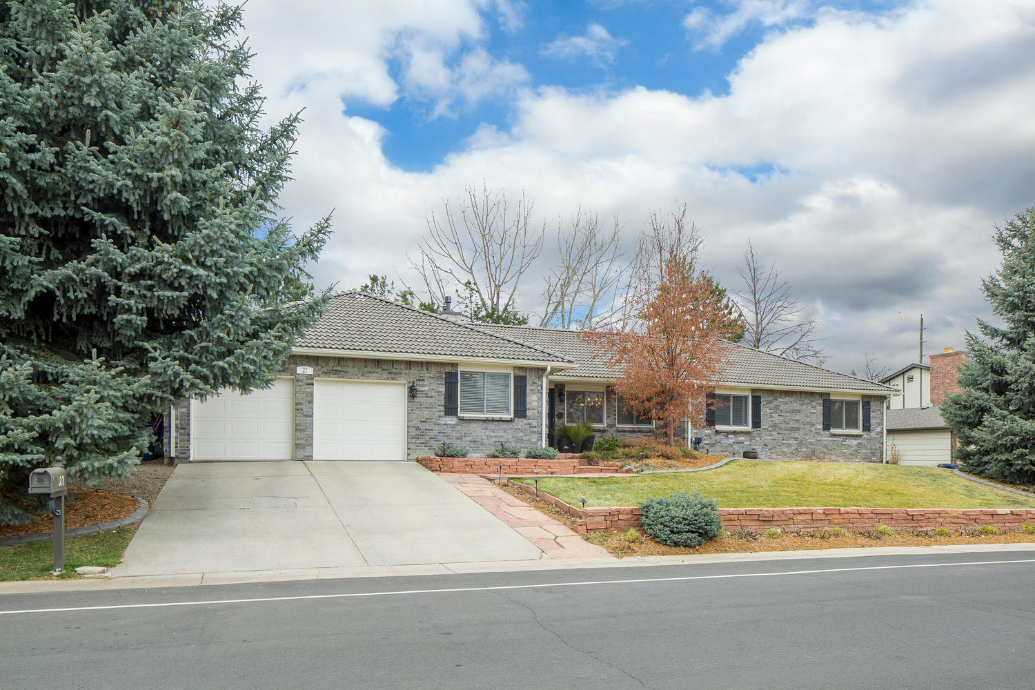 sales property at Immaculate & beautifully updated Columbine Valley home