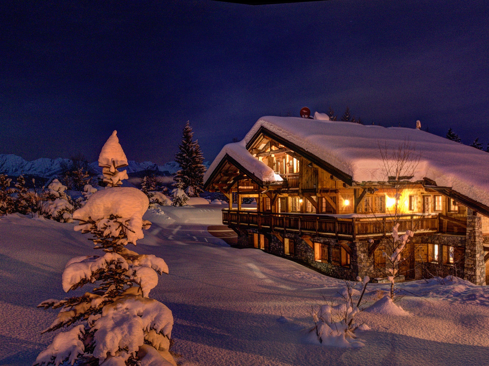 Single Family Home for Sale at Chalet LINDA Megeve, Rhone-Alpes France