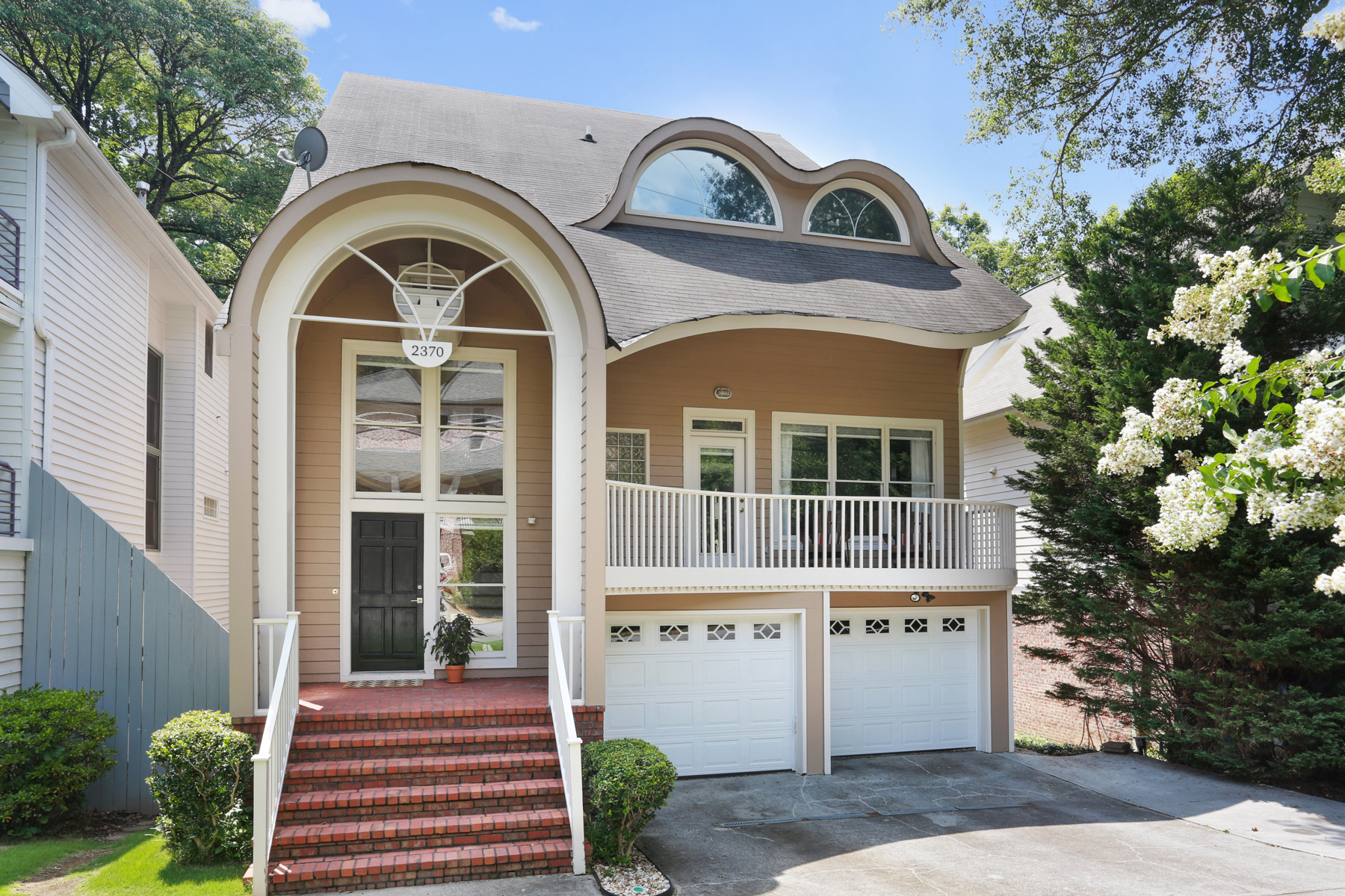 Single Family Home for Sale at Inviting Home With Contemporary Flare 2370 Coosawattee Drive Atlanta, Georgia, 30319 United States