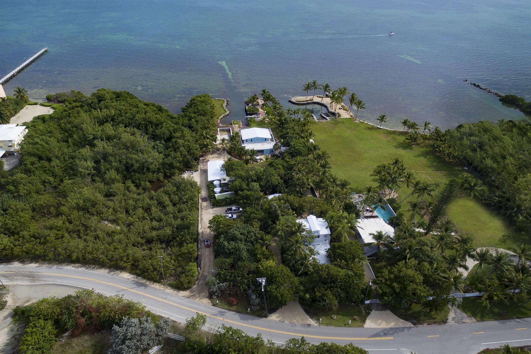 獨棟家庭住宅 為 出售 在 Turtle Key 87437 Old Highway Islamorada, 佛羅里達州, 33036 美國