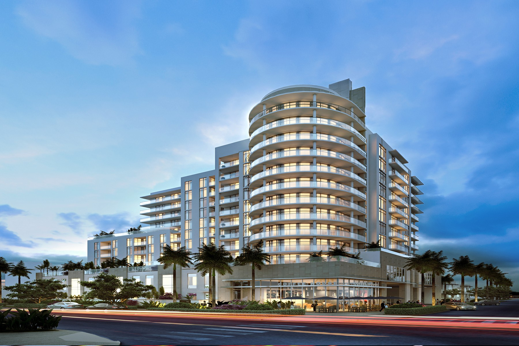 Apartamento para Venda às Gale Residences 2434 E Las Olas Blvd #bh-4 Fort Lauderdale, Florida 33304 Estados Unidos