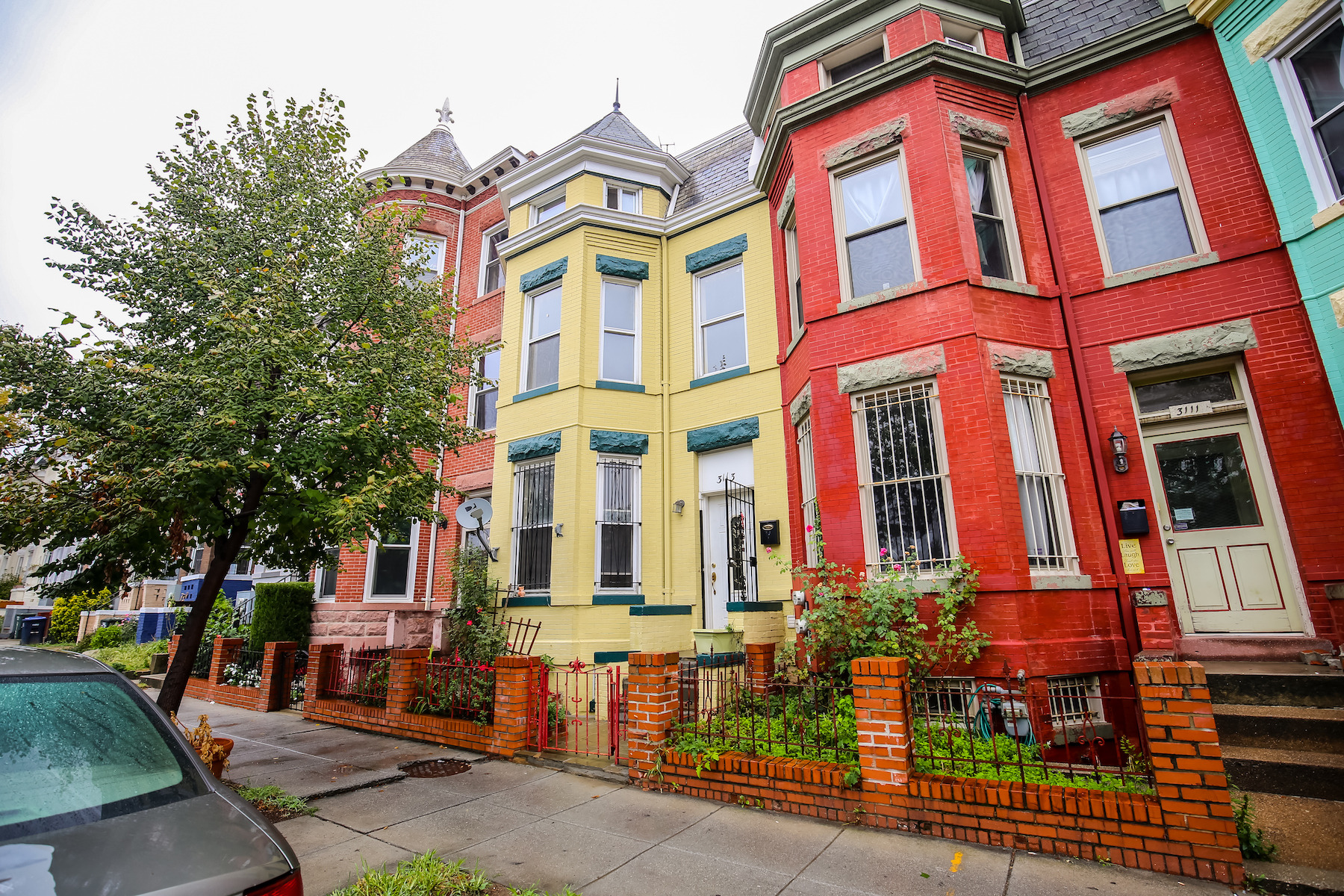 Townhouse for Sale at 3113 11th Street Nw, Washington Washington, District Of Columbia, 20010 United States