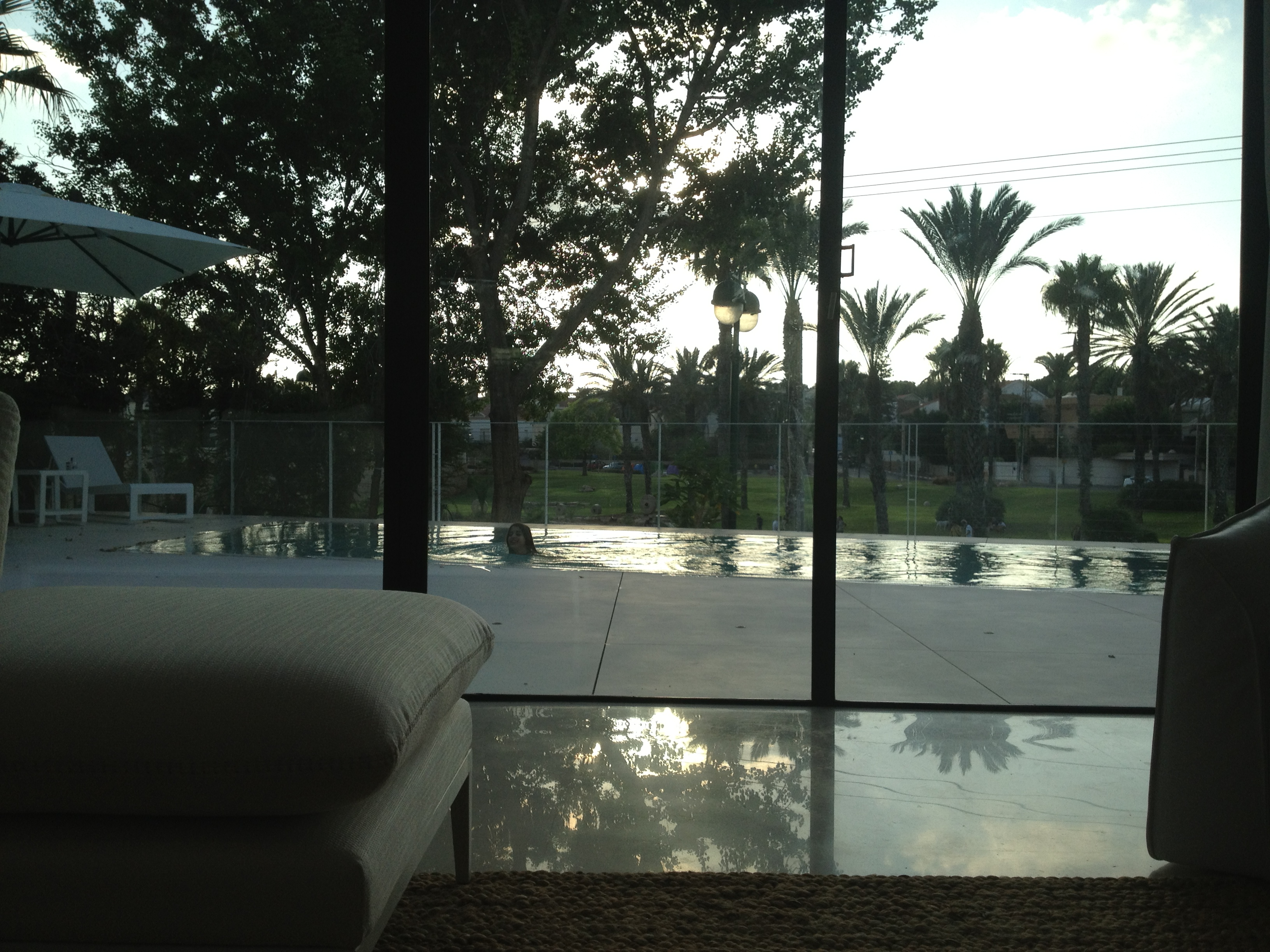 Property Of Luxurious Modern Villa
