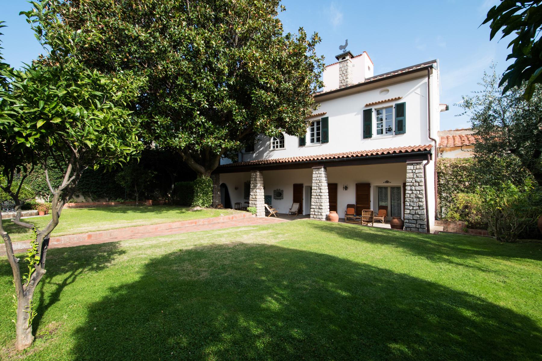 sales property at Beautiful Napoleon-era mansion in Elba