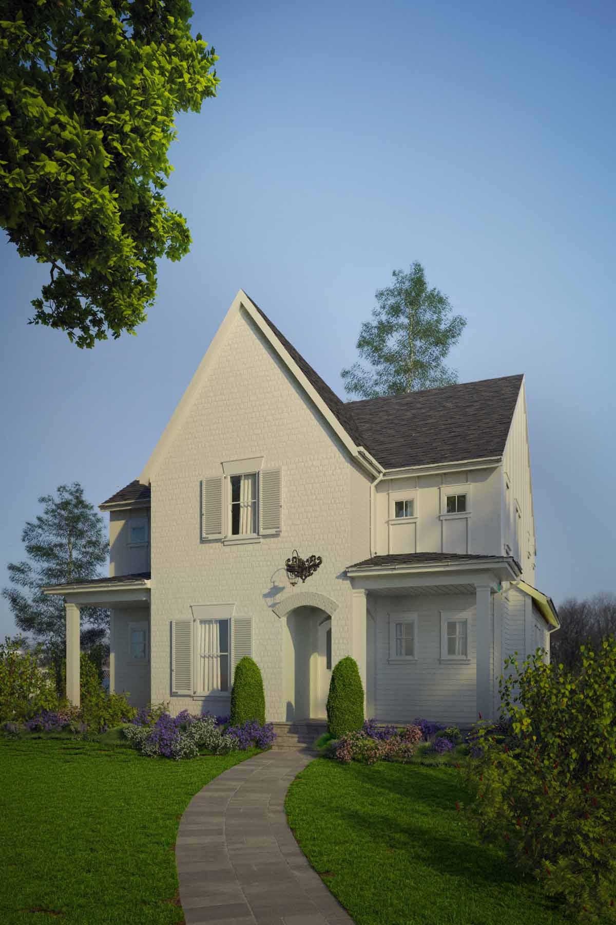 独户住宅 为 销售 在 Modern Urban Farmhouse Design 2166 Pine Cone Lane 亚特兰大, 乔治亚州, 30319 美国