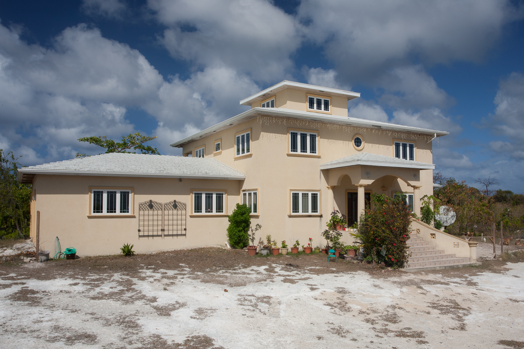 Single Family Home for Sale at Frank Sound Home with land Frank Sound, Cayman Islands
