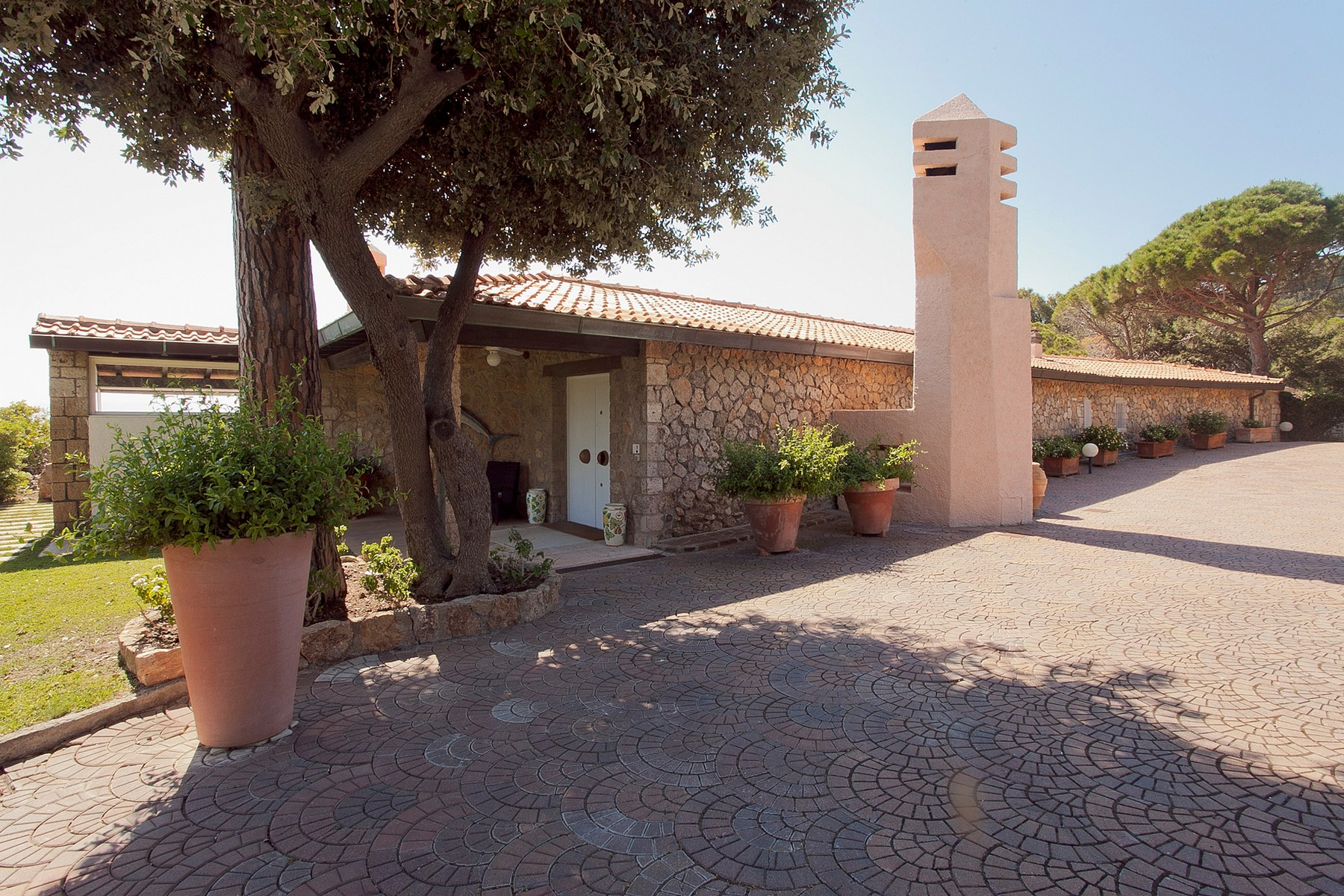Additional photo for property listing at Splendid Villa on Monte Argentario Cala Piccola Di Monte Argentario Grosseto, Grosseto 58019 Italia