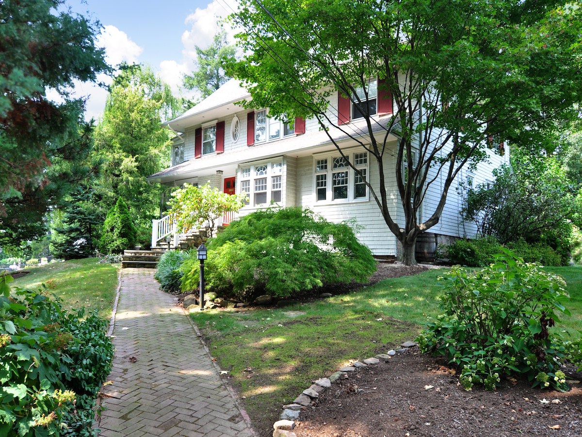 Property For Sale at CENTER HALL COLONIAL IN PELHAM MANOR
