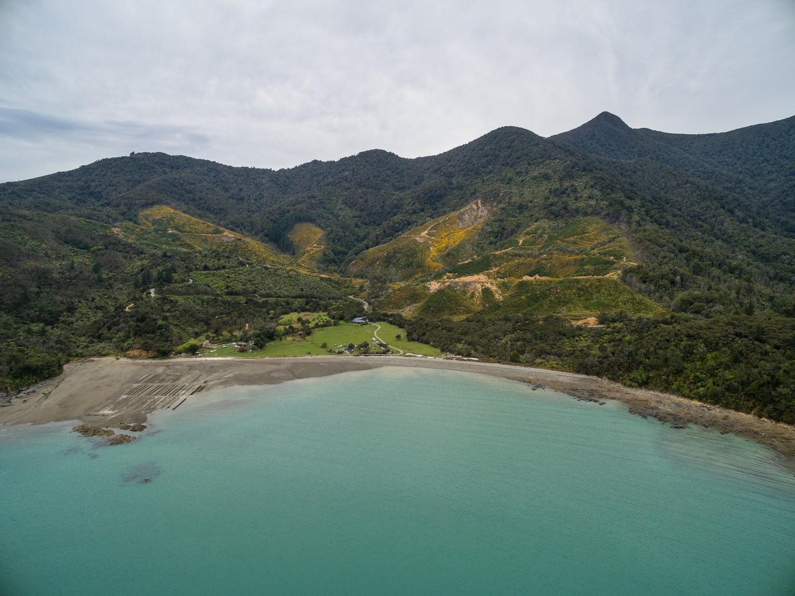 Terreno por un Venta en Okiwi Bay Okiwi Bay Marlborough Sounds Marlborough Sounds, Marlborough 7193 Nueva Zelanda