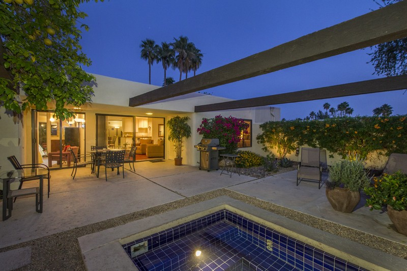 Condominium for Sale at 1105 East Alejo Road Palm Springs, California 92262 United States