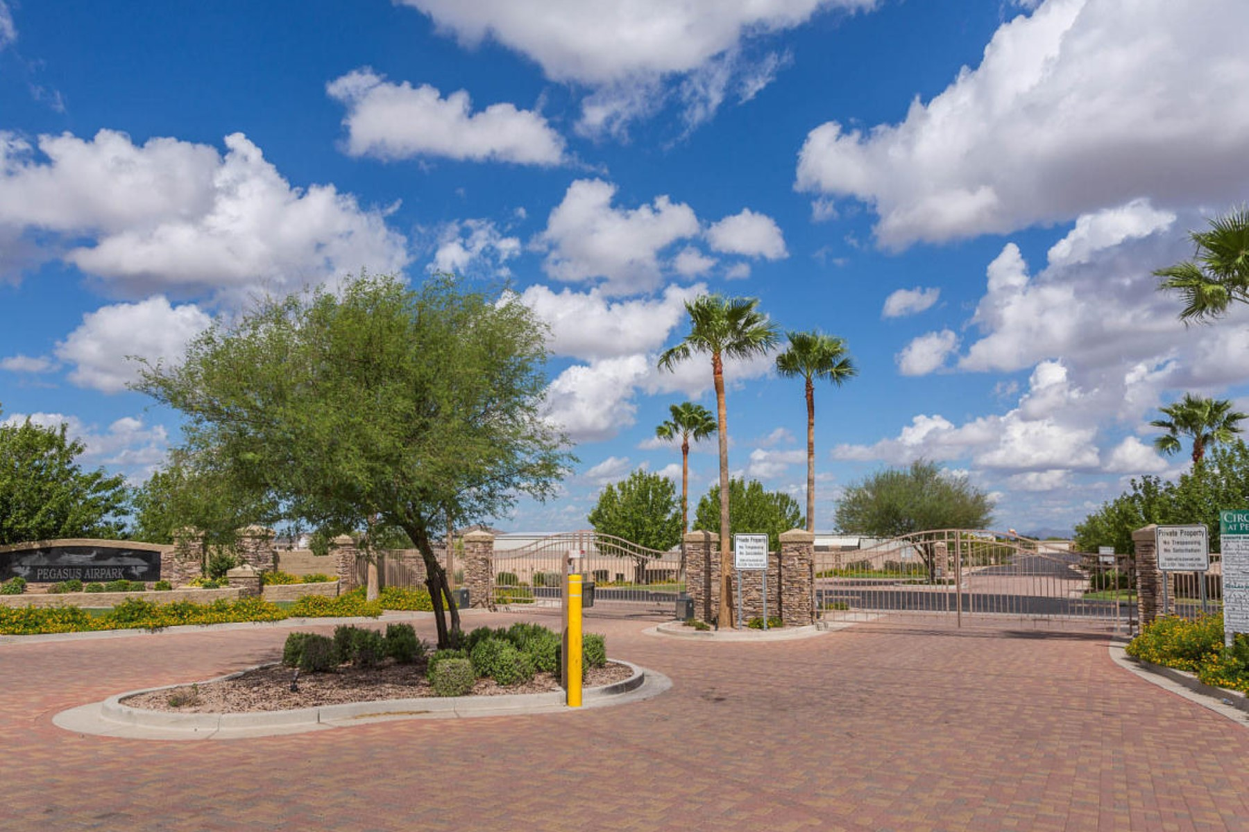 Land for Sale at Create a custom home and hangar of your dreams on this spacious 1.04 acre parcel 21962 E Stacey Rd 152 Queen Creek, Arizona 85142 United States