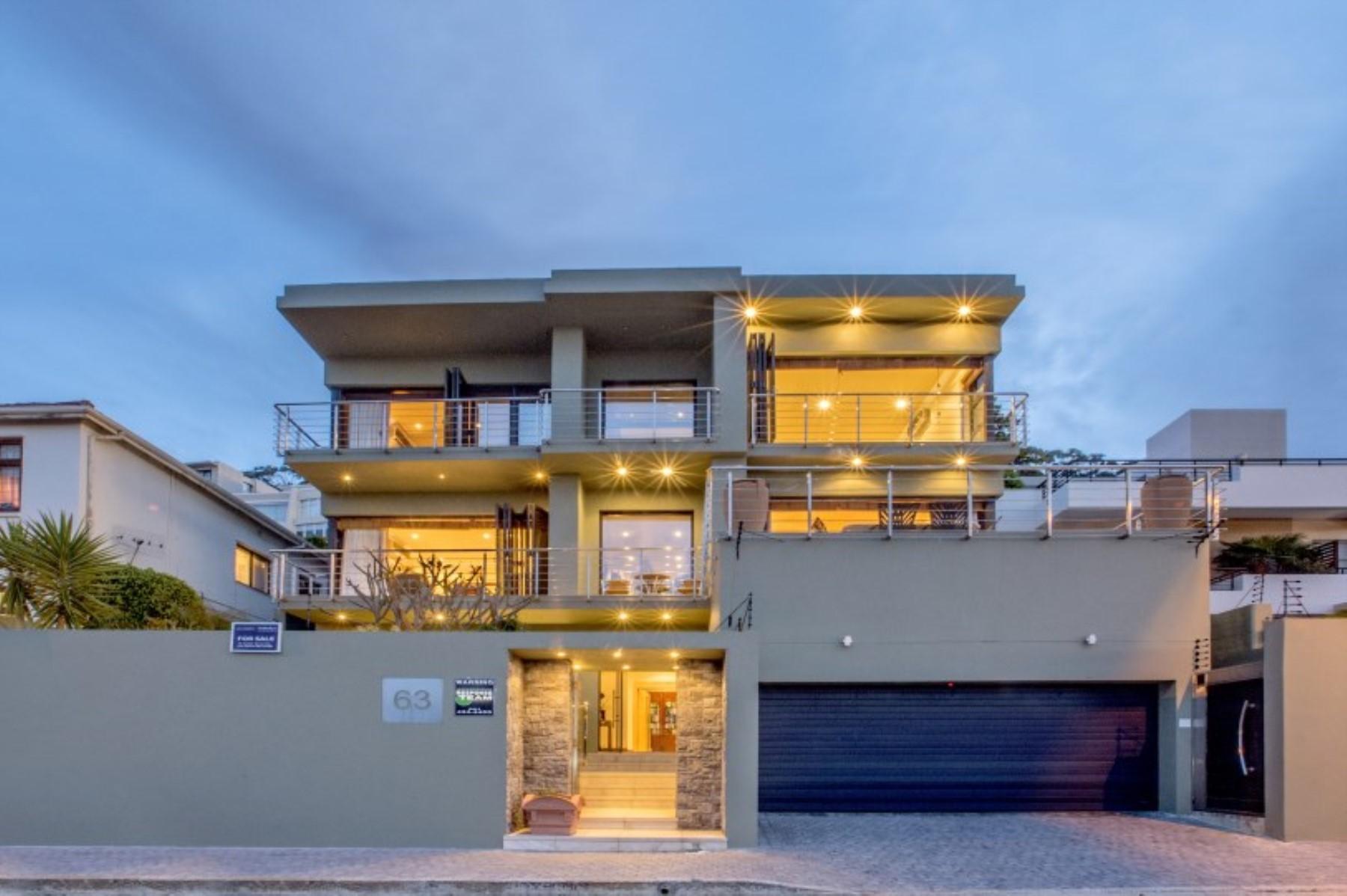 단독 가정 주택 용 매매 에 A contemporary house Cape Town, 웨스턴 케이프, 8005 남아프리카