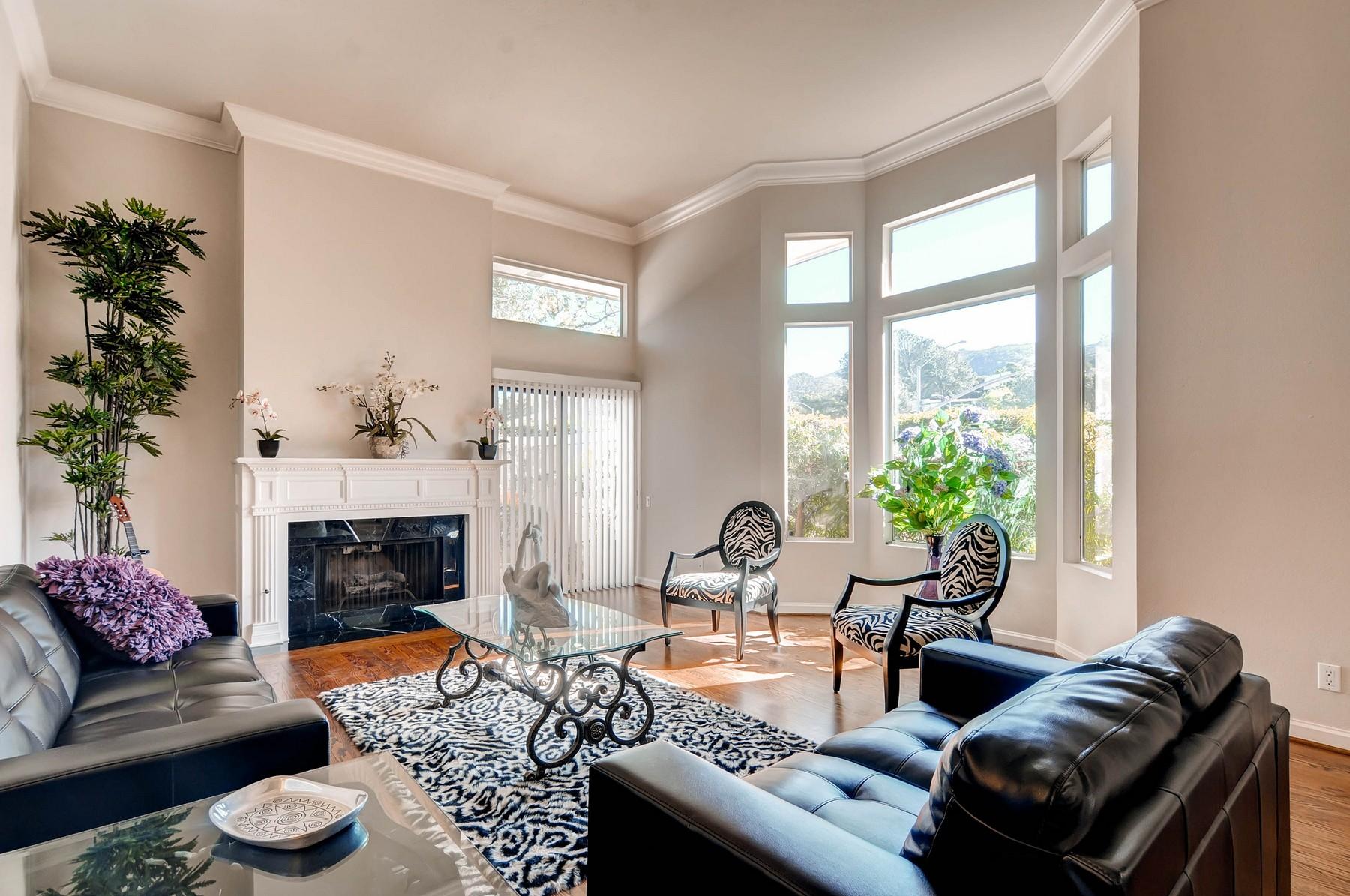 Maison unifamiliale pour l Vente à 7909 Caminito Del Cid La Jolla, Californie, 92037 États-Unis
