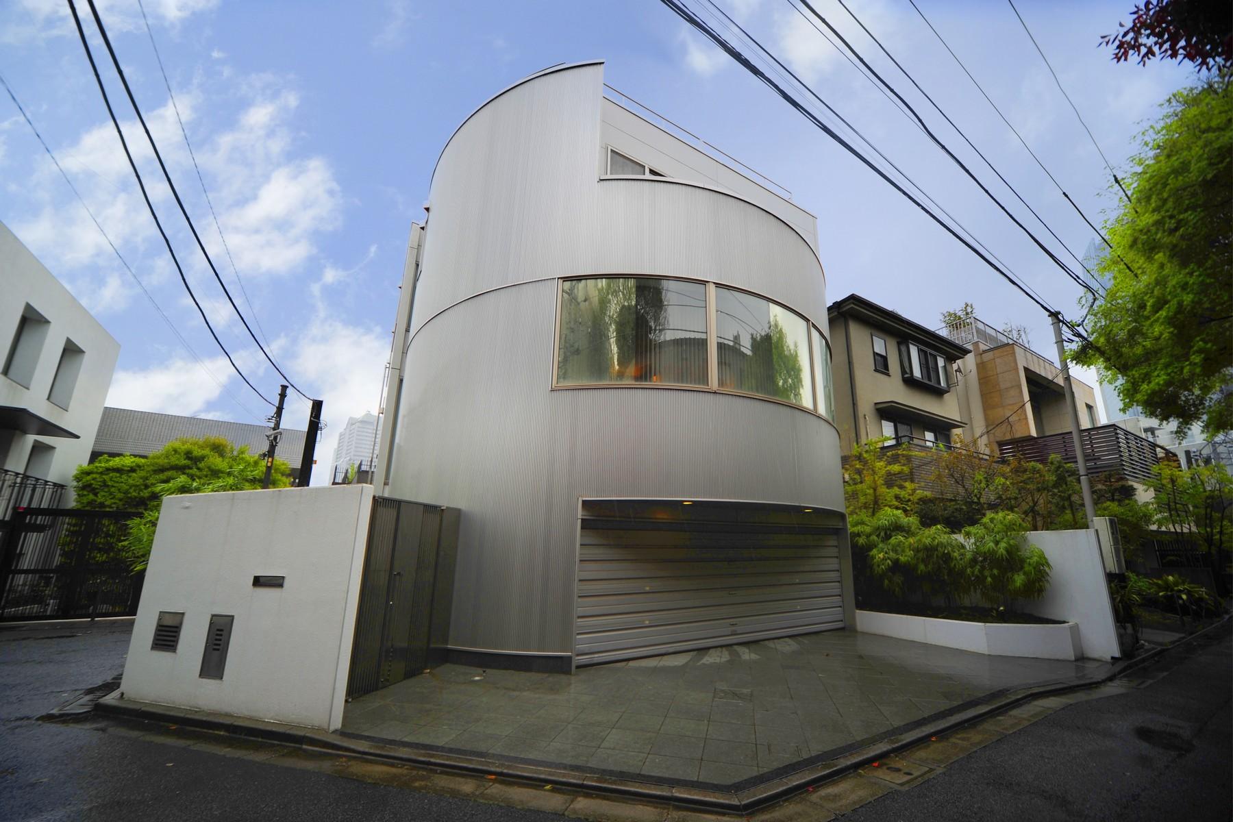 Căn hộ vì Bán tại Akasaka Residence Minato-Ku, Tokyo Nhật Bản